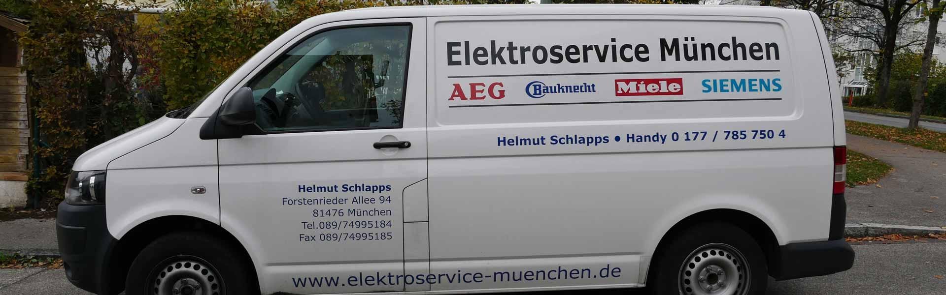 Der Elektroservice für München